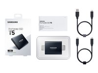 Samsung Portable SSD T5 MU-PA1T0 Solid state drive encrypted 1 TB external (portable)