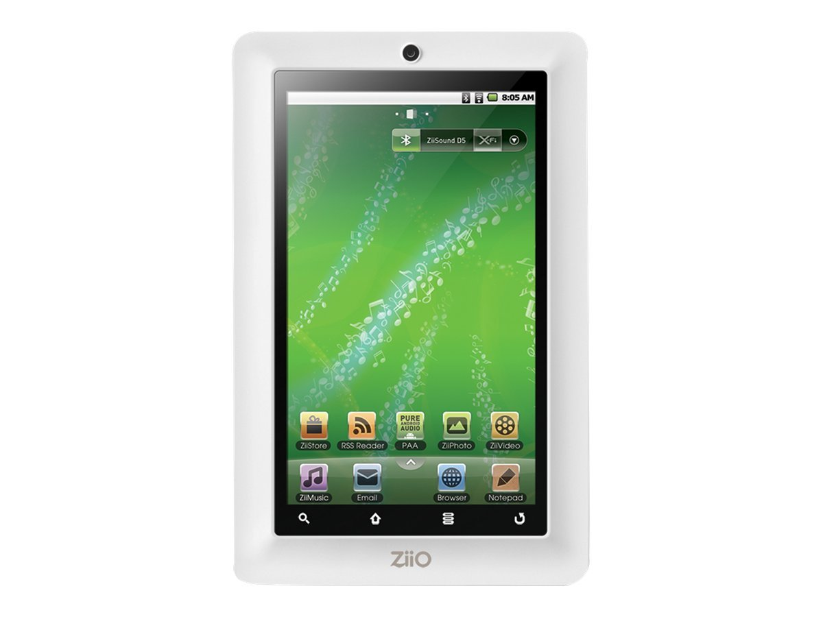 Creative Ziio 7 - tablet - Android 2.1 - 8 GB - 7""