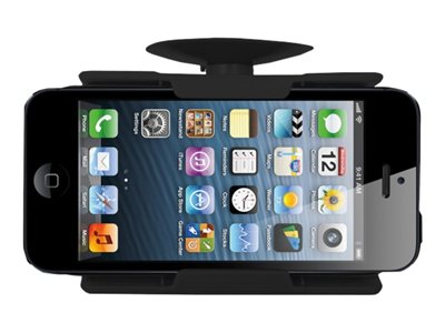 Urban Factory Mobile Phone holder for car window Universal Black Car holder for cellular phone