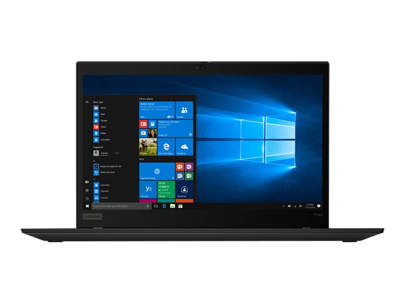 "Lenovo ThinkPad T14s Gen 1 - 14"" - Core i5 10310U - 16 GB RAM - 512 GB SSD - US"