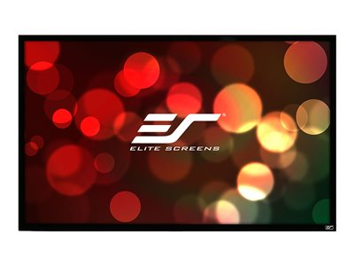 Elite Screens ezFrame Series R135WH1-A1080P3 Projection screen wall mountable 135INCH (135 in)