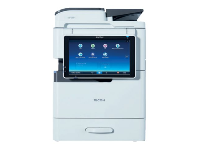 Ricoh Aficio MP 305+SPF - Multifunktionsdrucker - s/w - Laser - A3 (297 x 420 mm) (Original) - A3 (Medien)