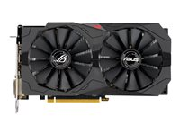 ASUS ROG-STRIX-RX570-O8G-GAMING OC Edition graphics card Radeon RX 570 8 GB GDDR5