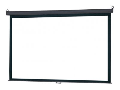 InFocus Manual Pull Down Screen Projection screen 106INCH (105.9 in) 16:9 Matte White