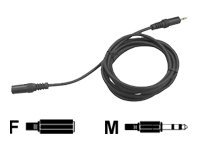 SIIG audio extension cable - 2 m