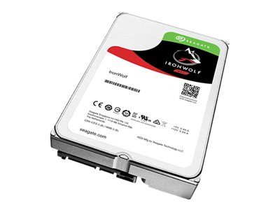 DEMO-Seagate IronWolf NAS HDD 2TB 64MB SATA6