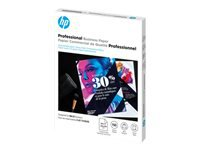 HP - Glossy - Letter A Size (8.5 in x 11 in) - 180 g/m² - 48 lbs - 150 sheet(s) brochure paper - for Envy Photo 62XX; Officejet Pro 80XX, 90XX; Photosmart B110; Smart Tank Wireless 51X