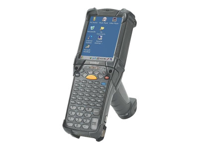 Zebra MC9200 Data collection terminal Win Mobile 6.5 2 GB 3.7INCH color (640 x 480)