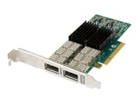 ATTO FastFrame NQ42 Network adapter PCIe 3.0 x8 low profile 40 Gigabit Q