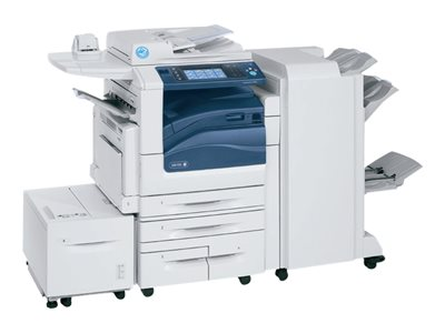 Xerox WorkCentre 7835i - multifunction printer (color) - with Office  Finisher LX