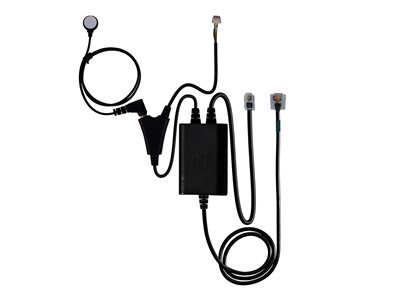 EPOS I SENNHEISER CEHS-NEC 02 Electronic hook switch adapter for headset, VoIP phone
