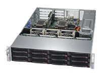 Supermicro SuperServer 6029P-WTRT Server rack-mountable 2U 2-way RAM 0 GB SATA
