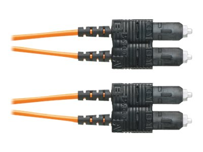 Panduit Opti-Core patch cable - 7 m - orange
