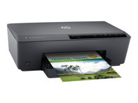 HP Officejet Pro 6230 ePrinter - Printer - colour - Duplex - ink-jet - A4/Legal - 600 x 1200 dpi - up to 29 ppm (mono) / up to 24 ppm (colour) - capacity: 225 sheets - USB 2.0, LAN, Wi-Fi(n)