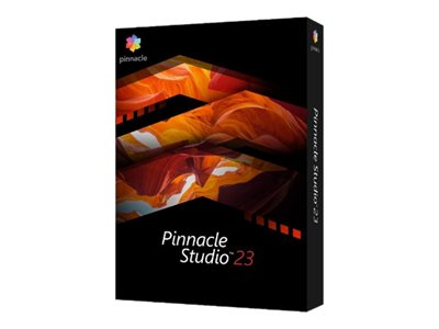 Pinnacle Studio - (v. 23) - version boîte - 1 utilisateur - Win - Multi-Lingual - Europe