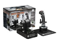 Thrustmaster HOTAS Warthog - Joystick and throttle