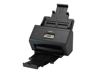 Scanners Brother ADS-3600W - scanner de documents A4 -  600 ppp x 600 ppp - 50ppm