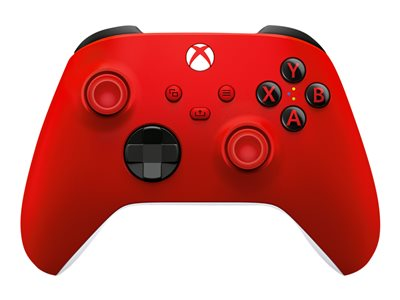 Microsoft Xbox Wireless Controller Gamepad wireless Bluetooth pulse red