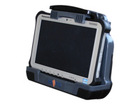 Havis CF-H-PAN-703 - Tablet PC mounting cradle - for Toughpad FZ-G1
