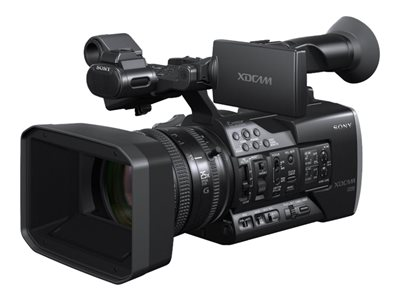 Sony XDCAM PXW-X160 Camcorder 1080p 25x optical zoom flash card