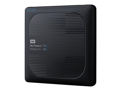 WD My Passport Wireless Pro WDBP2P0020BBK 3TB