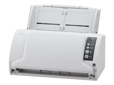Fujitsu fi-7030 - Document scanner - Duplex - 8.5 in x 14 in - 600 dpi x 600 dpi - up to 27 ppm (mono) / up to 27 ppm (color) - ADF (50 sheets) - up to 2500 scans per day - USB 2.0