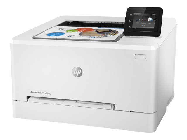 76cf649217822 HP Color LaserJet Pro M254dw - Imprimante - couleur - Recto-verso - laser -