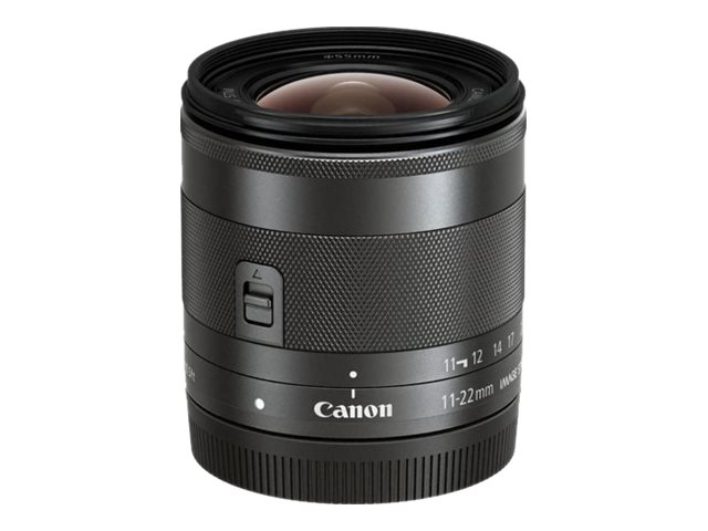 Canon EF-M - Zoomobjektiv - 11 mm - 22 mm - f/4.0-5.6 IS STM - Canon EF-M
