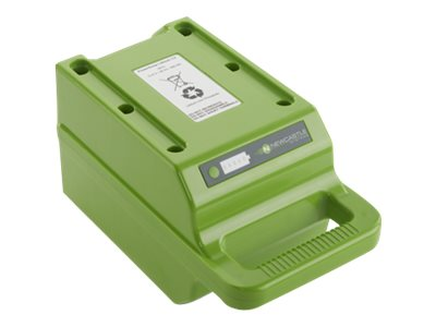 Newcastle Systems Battery LiFePO4 36 Ah 460 Wh green