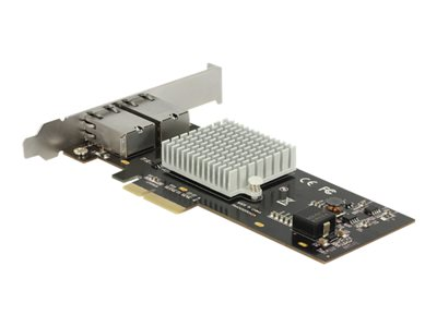 PCI Express Card > 2 x 10 Gigabit LAN RJ45