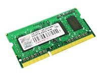 Transcend - DDR3 - 4 GB - SO DIMM 204-PIN - 1066 MHz / PC3-8500 - CL7