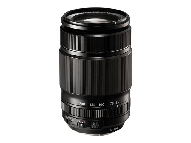 Image of Fujinon XF zoom lens - 55 mm - 200 mm