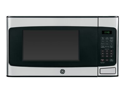 GE JES1145SHSS - Microwave oven - freestanding - 1.1 cu. ft - 950 W - stainless steel