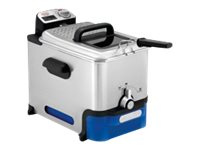 Tefal Oleoclean PRO FR 8040 INOX & DESIGN - Fritteuse