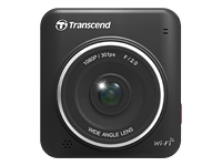 Transcend DrivePro 200 - Dashboard camera - High Definition - 3.0 MP - flash card - Wi-Fi - G-Sensor