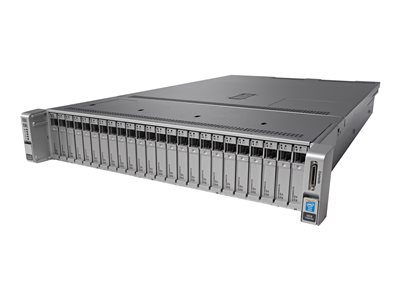 Cisco UCS SmartPlay Select C240 M4SX Standard 1 Server rack-mountable 2U 2-way
