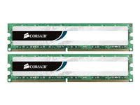 CORSAIR Value Select DDR3  16GB kit 1600MHz CL11  Ikke-ECC