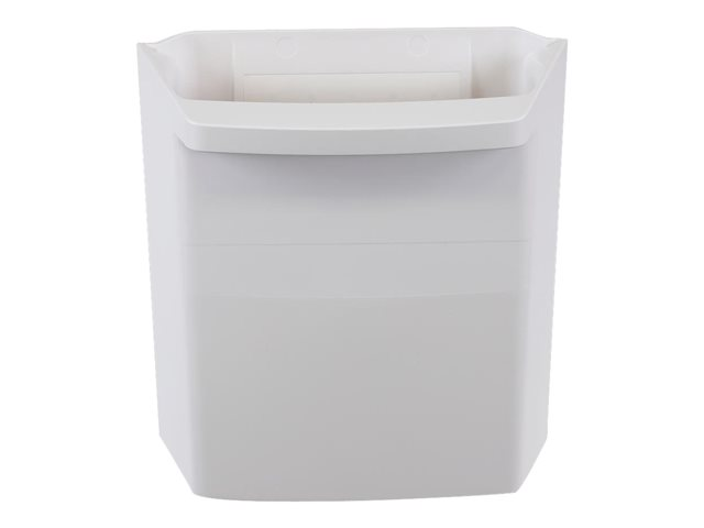 Ergotron CareFit Pro - Mounting component (bin, pin cover) - medical - white