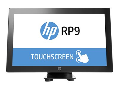 """HP RP9 G1 Retail System 9015 - all-in-one - Core i5 6500 3.2 GHz - vPro - 8 GB - SSD 256 GB - LED 15.6"""""""