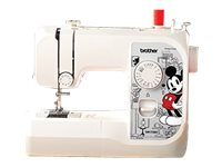 Brother SM1738D Disney Sewing machine 17 stitches 1 four-step buttonho