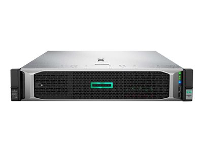 HPE SimpliVity 380 Gen10 Node Server rack-mountable 2U 2-way RAM 0 GB SATA