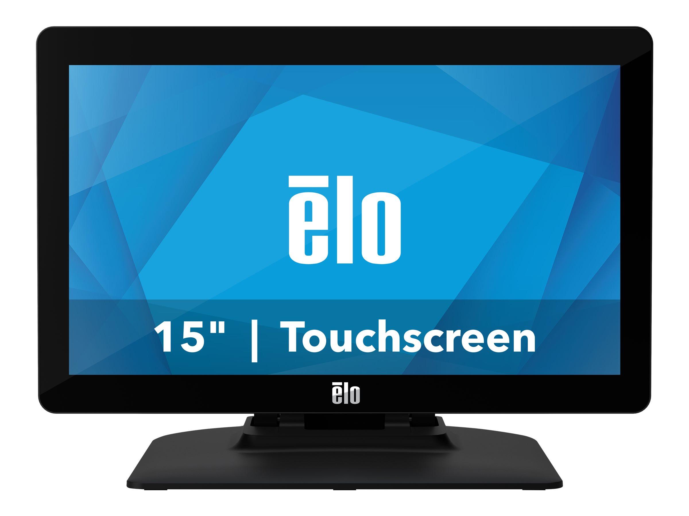 Elo 1502L, 39,6cm (15,6 Zoll), Projected Capacitive, 10 TP, Full HD, schwarz