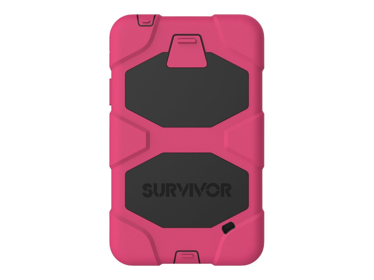 Griffin Survivor Extreme-Duty - back cover for tablet