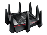 ASUS RT-AC5300 Wireless router 4-port switch GigE 802.11a/b/g/n/ac Dual Band