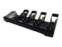 Zebra - Charging cradle - output connectors: 4 - for Zebra ET51, ET51 Integrated Scanner Kit, ET51 Kit, ET56, ET56 Enterprise Tablet, ET56 Kit