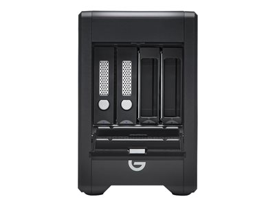G-Technology G-SPEED Shuttle with ev Series Bay Adapters GSPSTH3ESBNB240004BBB Hard drive array