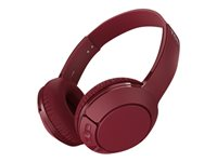 TCL MTRO200BTRD MTRO series headphones with mic on-ear Bluetooth wireless