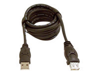 Belkin 6ft USB A/A 2.0 Extension Cable, M/F, 480Mps