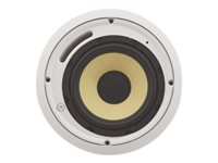 Kramer Yarden 8-CH Speakers 64 Watt 2-way coaxial white