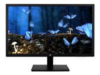 V7 L236E-3N LED monitor 23.6INCH 1920 x 1080 Full HD (1080p) VA DVI-D, VGA